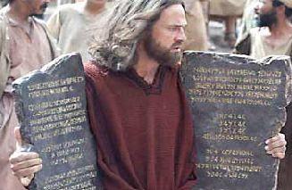 moses 10 commandments movie