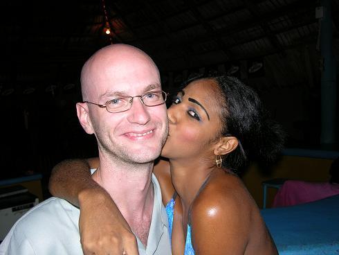 Woman Dominican Republic