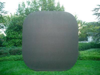 Stele II (sculpture) by Ellsworth Kelly