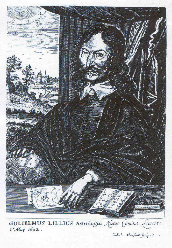 william lilly astrologer