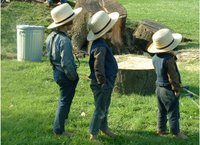 Amish kids--hating father and mother?