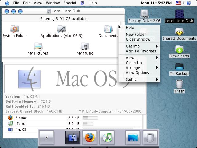 mac os-x aqua theme download