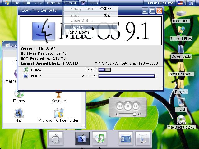 ConFuSioN's Power Macintosh 6100: