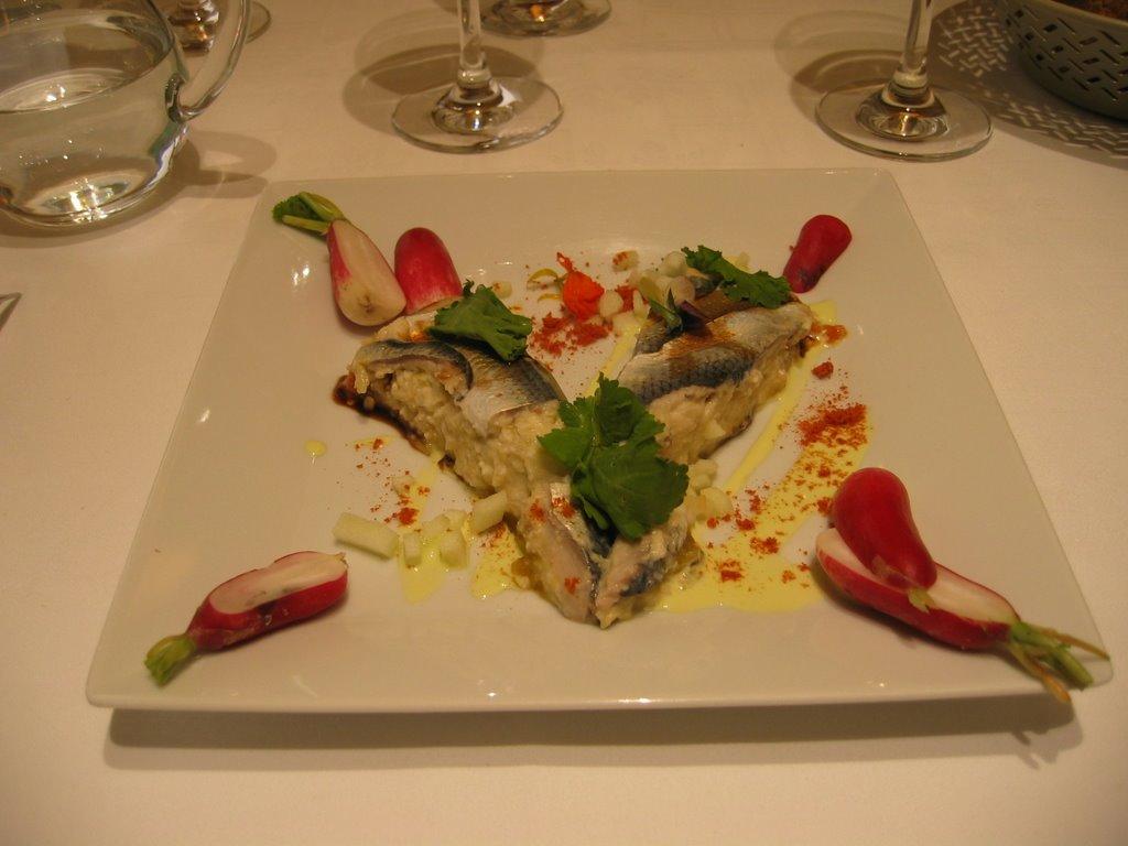 Restaurant Le Radis Beurre A Paris