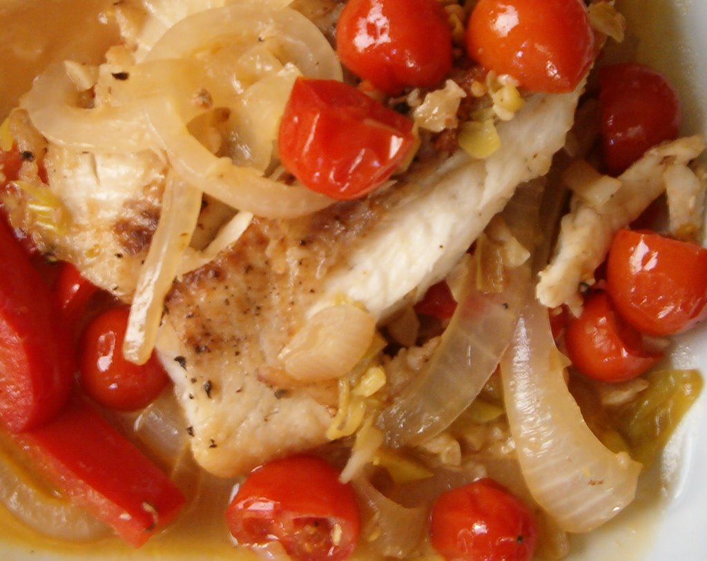 Asian Orange Roughy