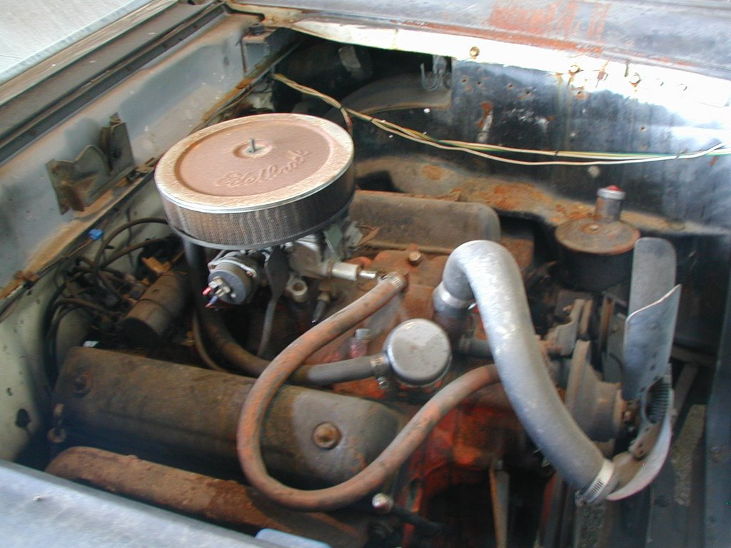 Nameless 1959 Ford Ranchero July 2006 F100 In Addition Mustang Front Suspension Diagram On 1962 Photo Of The Engine