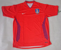 Official South Korea jersey