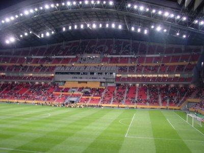 Sydney FC v Deportivo Saprissa, Toyota Stadium