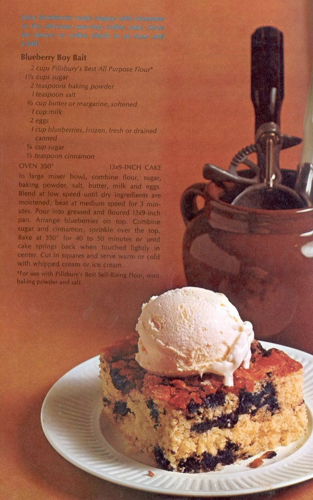 blueberry breakfast cake woof nanny april 2006 1965