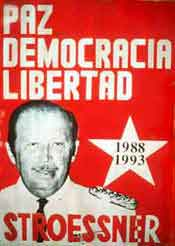 dictators of the world alfredo stroessner