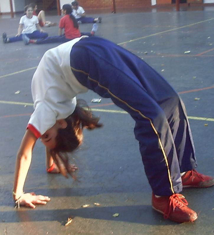 Gimnasia Rítmica MTC: Las gimnastas del Colegio MTC