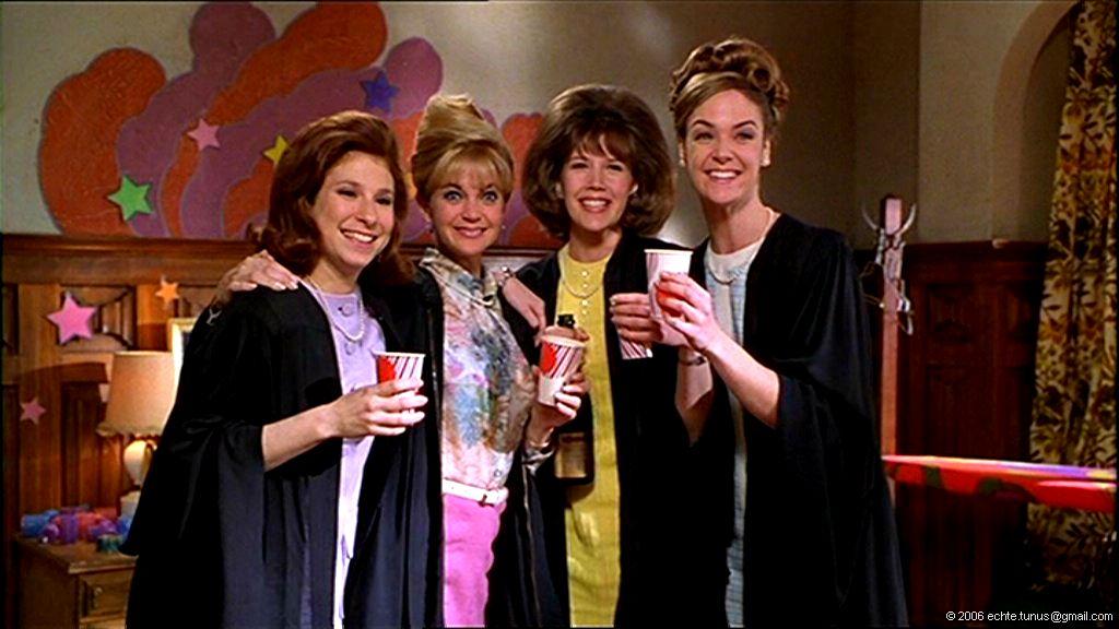 Vagebond's Movie ScreenShots: First Wives Club (1996)