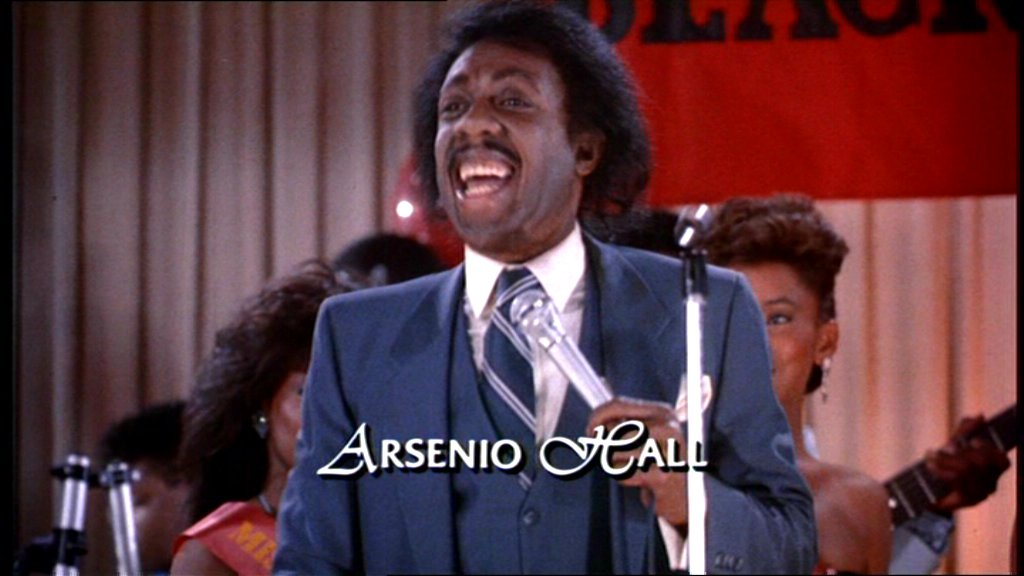 Rev. Brown - Coming to America | Coming to america movie ... |Coming To America Reverend Brown