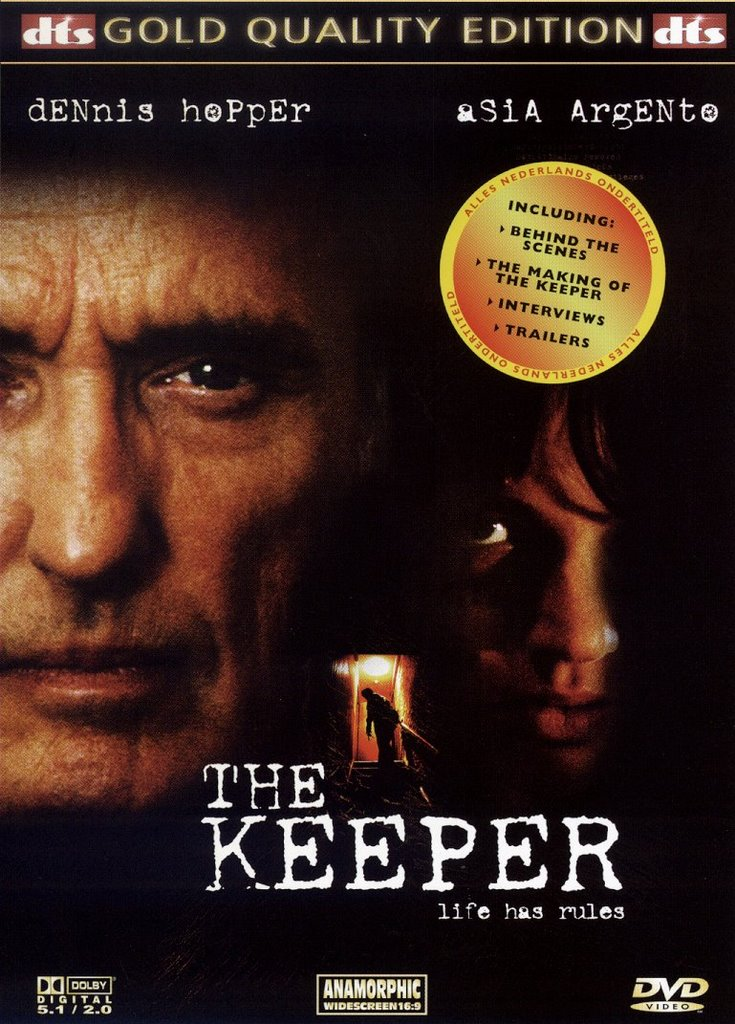 Vagebond's Movie ScreenShots: Keeper, The (2004)
