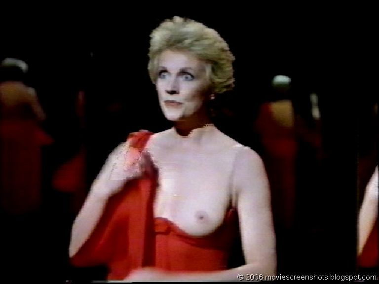 Julie andrew naked breast
