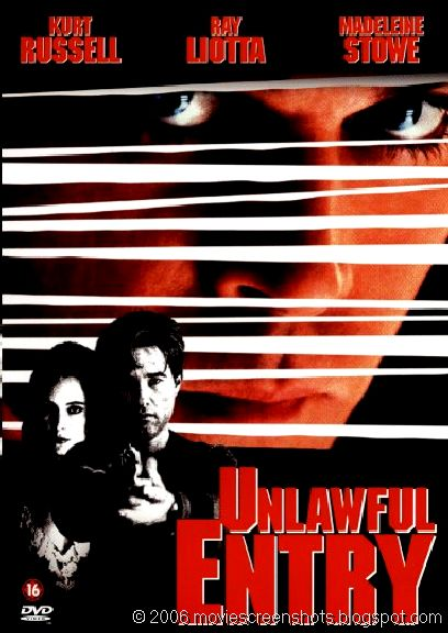 Vagebond's Movie ScreenShots: Unlawful Entry (1992)