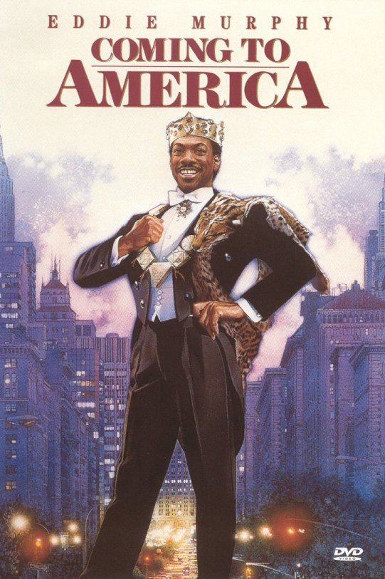 Coming to America |Coming To America Reverend Brown