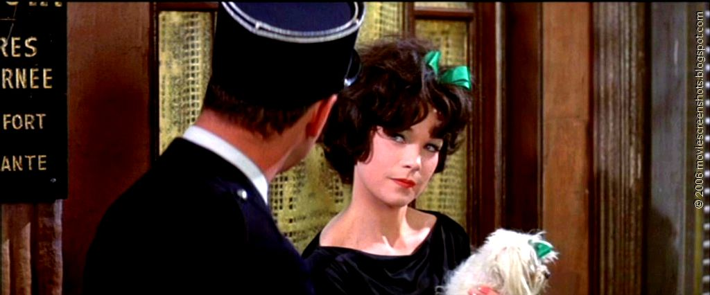 Nothing But The Night!: IRMA LA DOUCE (1963)
