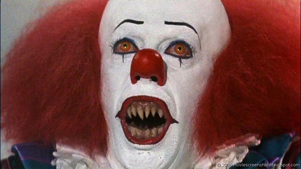 Pennywise The Clown 1990wallpaper: Vagebond's Movie ScreenShots: It (aka Stephen King's It