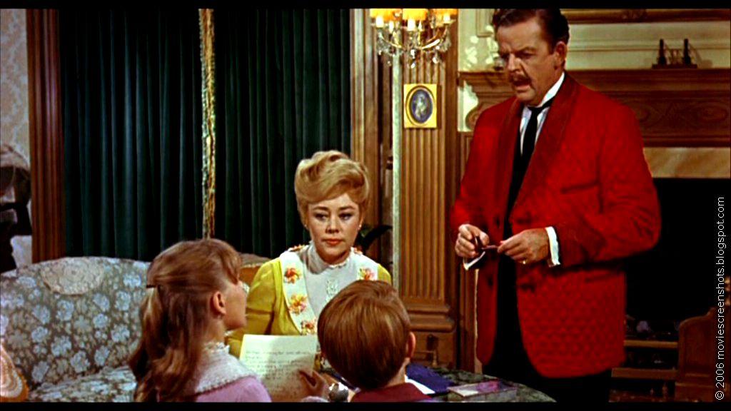 Vagebond S Movie Screenshots Mary Poppins 1964