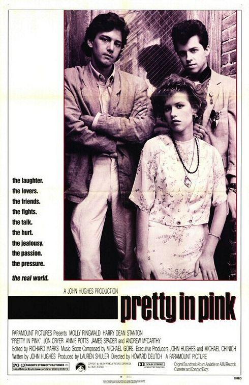 vagebond 39 s movie screenshots pretty in pink 1986. Black Bedroom Furniture Sets. Home Design Ideas