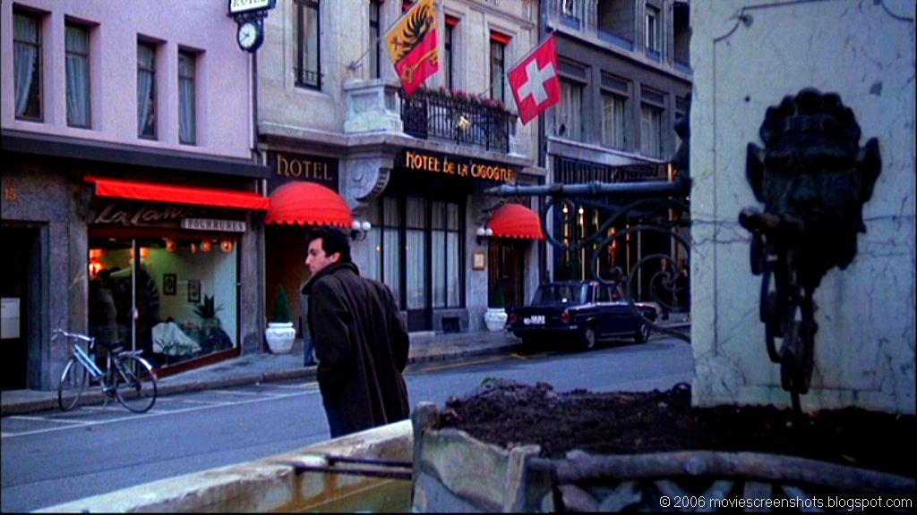 Vagebond S Movie Screenshots Unbearable Lightness Of