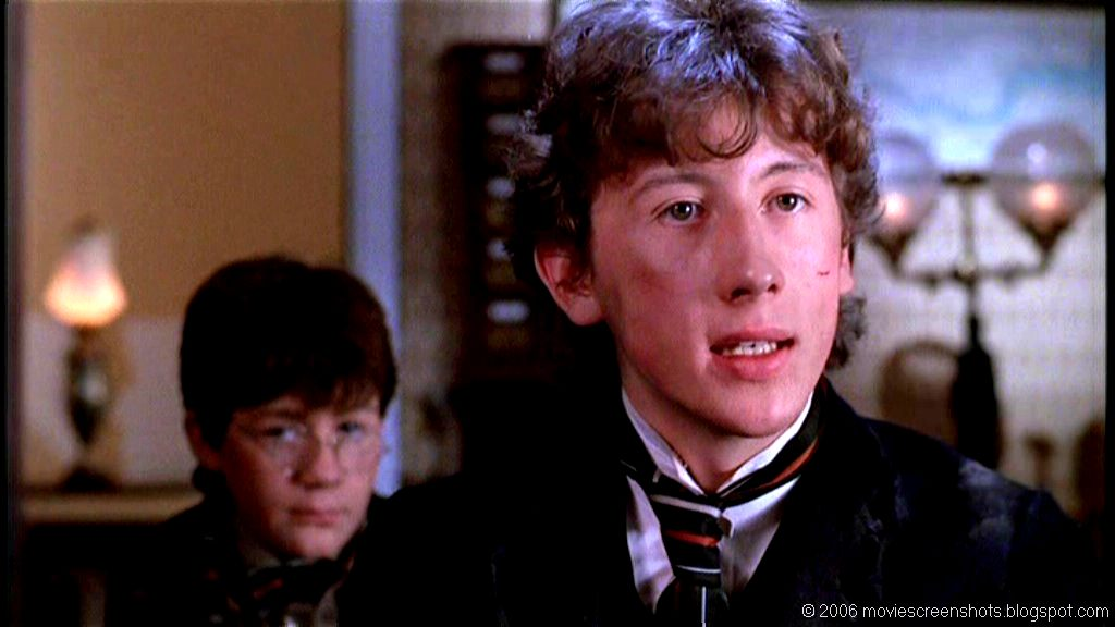 A commentary on the adventure movie young sherlock holmes