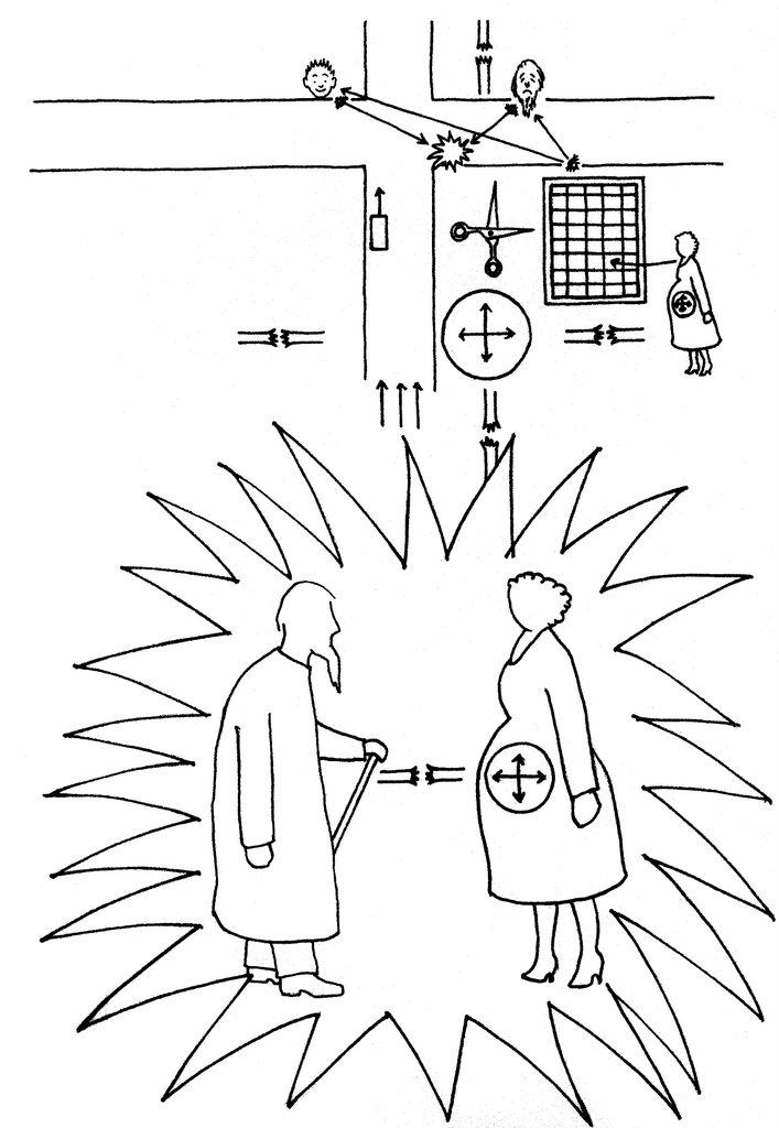 Intercapillary Space Douglas Oliver S Diagram Poems