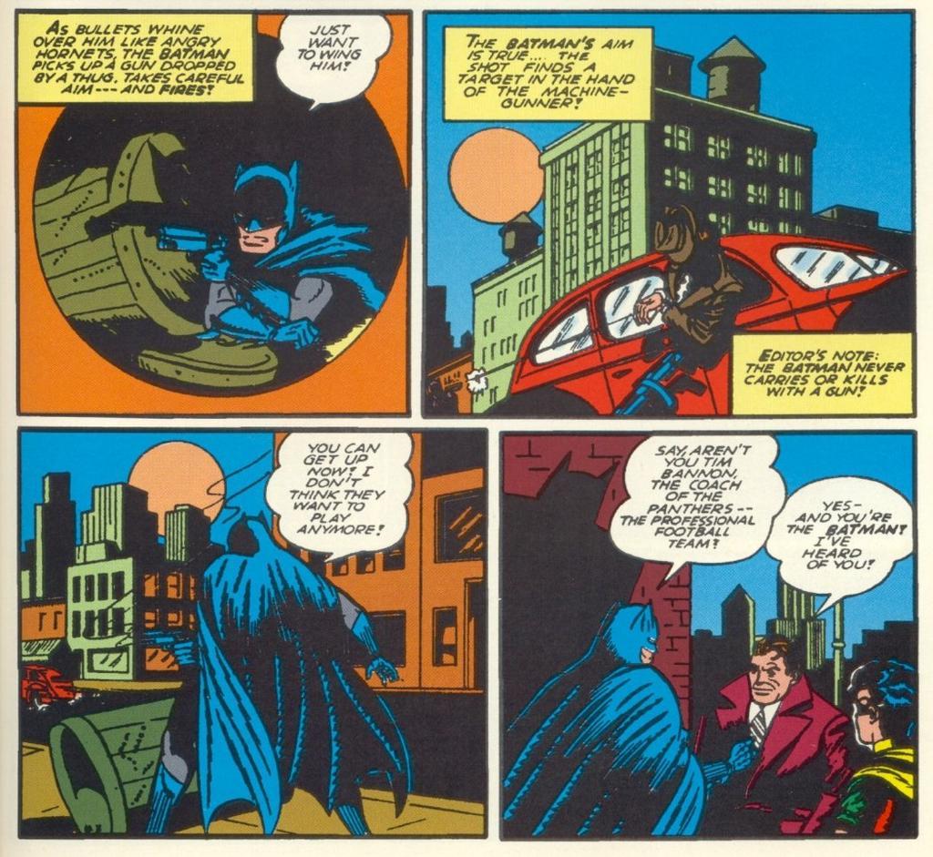 batman vampire episode