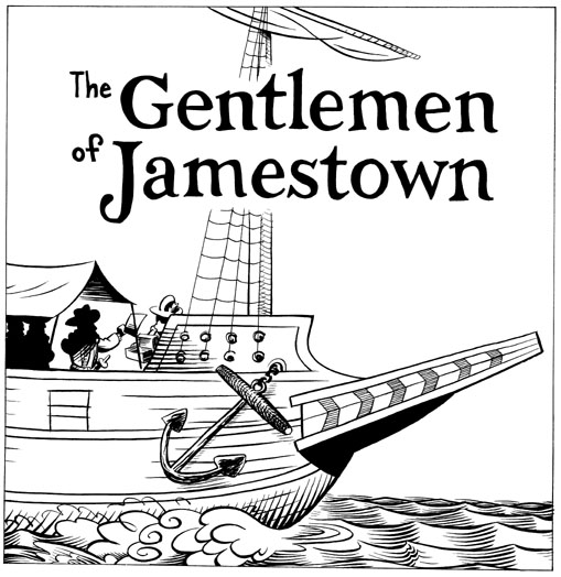 jamestown coloring pages - photo#19