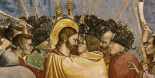 Is Judas the most famous redhead ever?