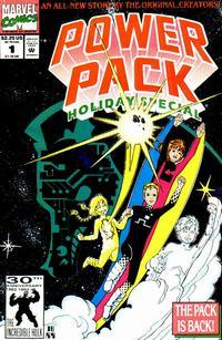 Power Pack Holiday Special