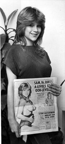 Samantha Fox 16