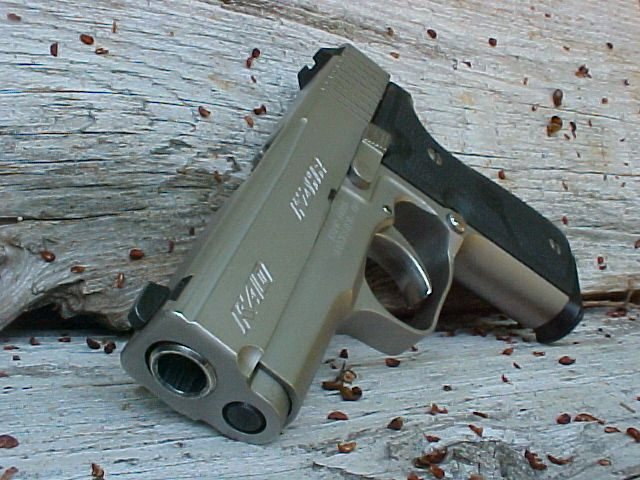 Xavier Thoughts: The Kahr K40 Revisited