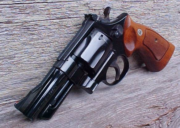 Xavier Thoughts: Smith & Wesson Model 27-2 Range Report
