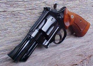 Smith & Wesson Model 27-2 - 3.5 inch barrel