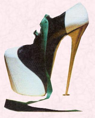 5a88cd25a98 fashion through history  crazy shoes