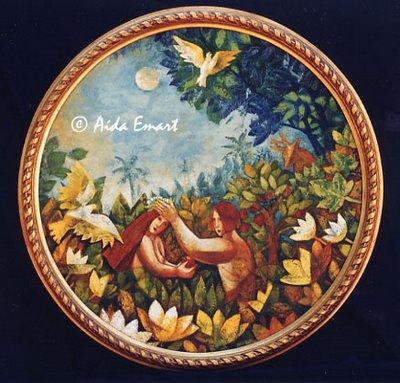 Aida Emart pintora cada dia: Libro de Adivinanzas