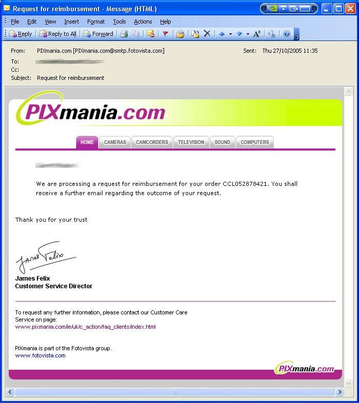 Pixmania pro
