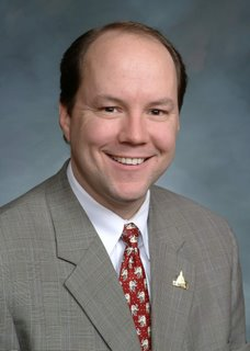 Ted Harvey, CO State Senator
