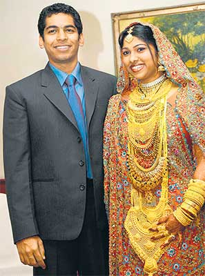 Viral Joshi: First picture of Dawood daughter & Miandad son
