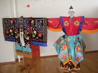 Omoto Kagura Museum, Oda Village.
