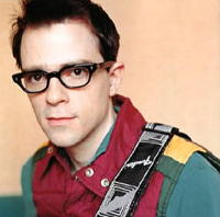 Rivers Cuomo of Weezer -- Image lifted from Wikipedia