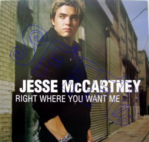 Download Lagu Justin Bieber Let Me Love You: Download Lagu Jesse Mccartney Right Where You Want Me