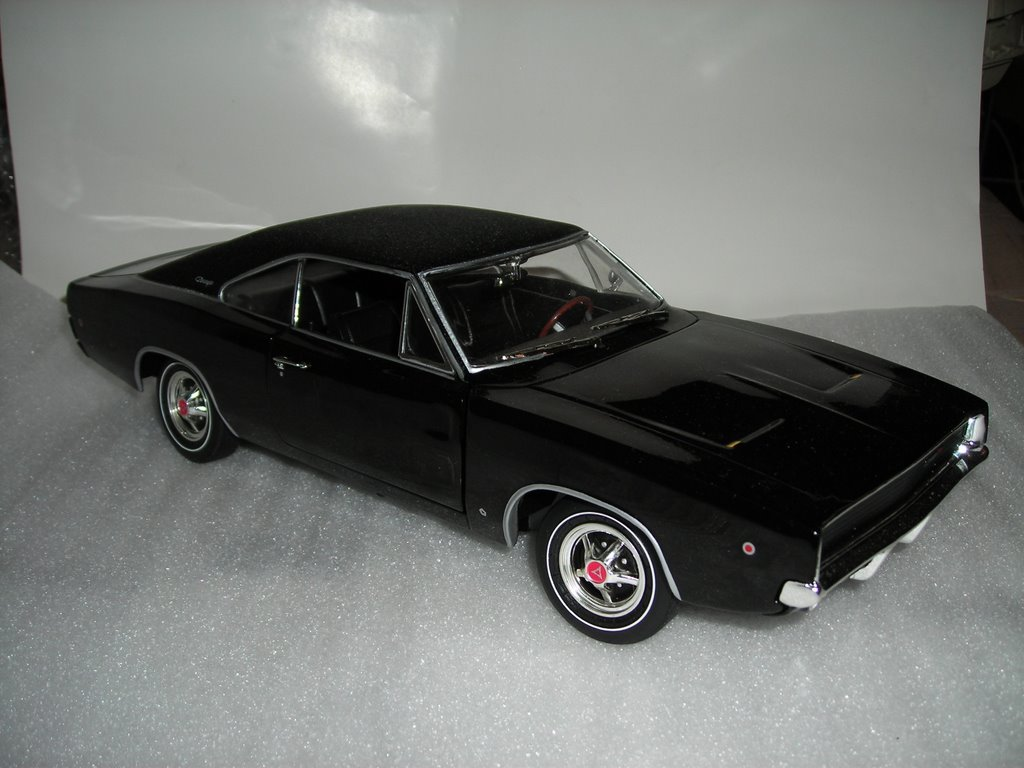 maquette voiture muscle car. Black Bedroom Furniture Sets. Home Design Ideas