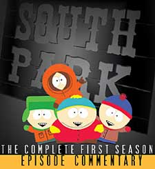 Satire, thy name is South Park