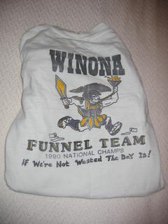 Darrel's funnel team t-shirt