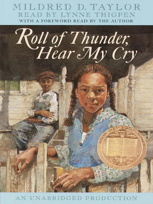 Literature for children and YA: ROLL OF THUNDER, HEAR MY CRY