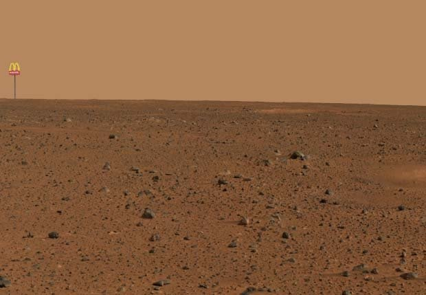 first ever mars landing - photo #36