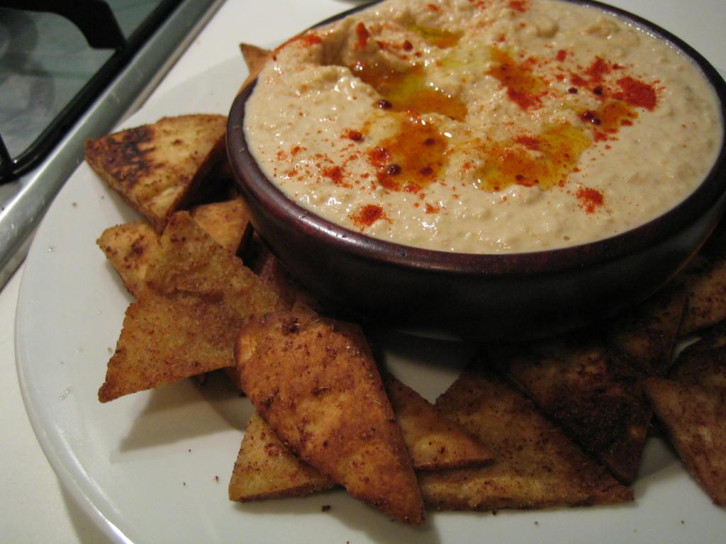 Hummus Recipe Bbc Good Food